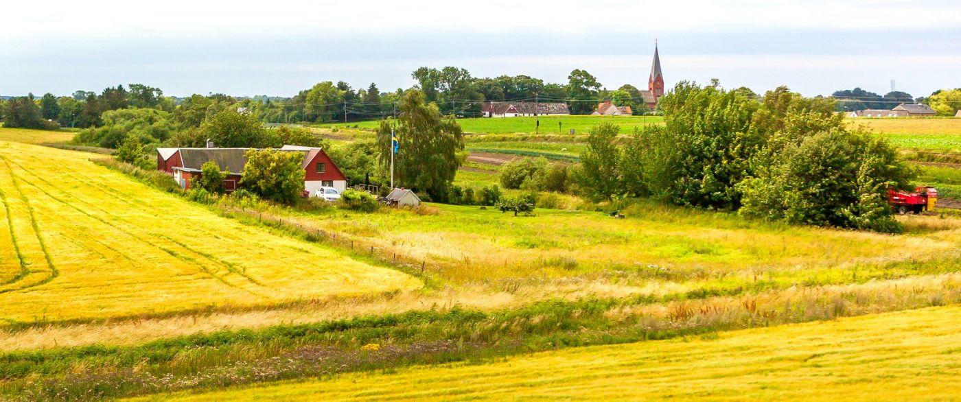 北欧旅途,漂亮的农室_图1-29