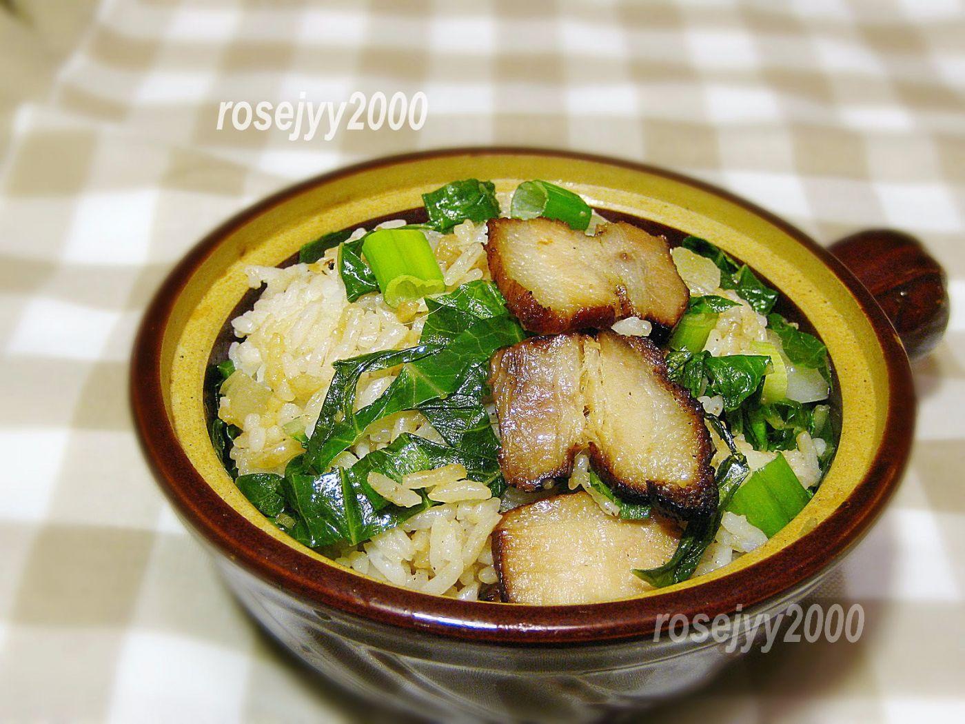叉烧白菜饭_图1-1
