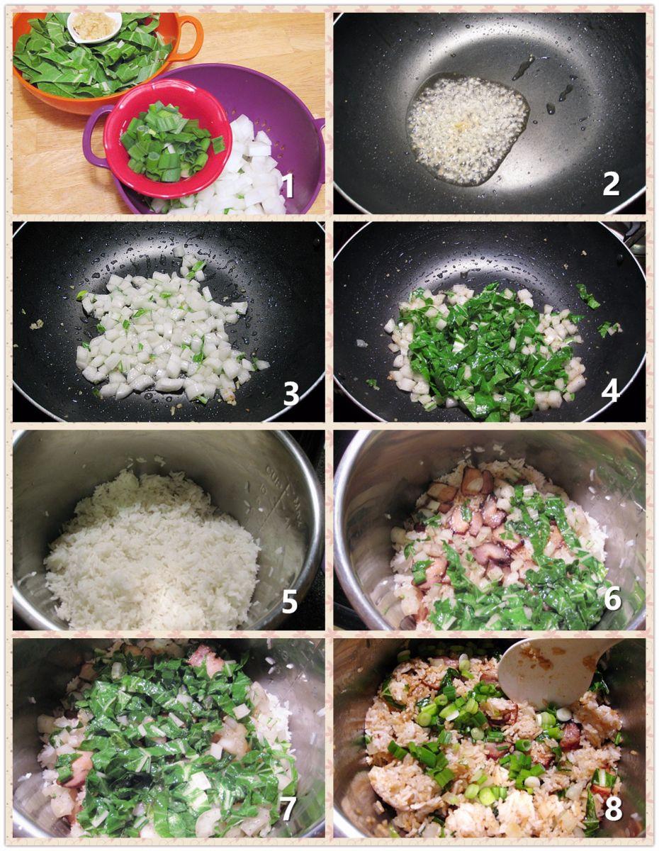 叉烧白菜饭_图1-2