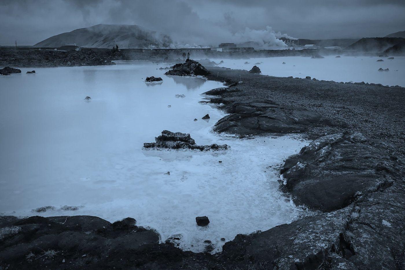 冰岛blue lagoon,火山旁的温泉浴_图1-38