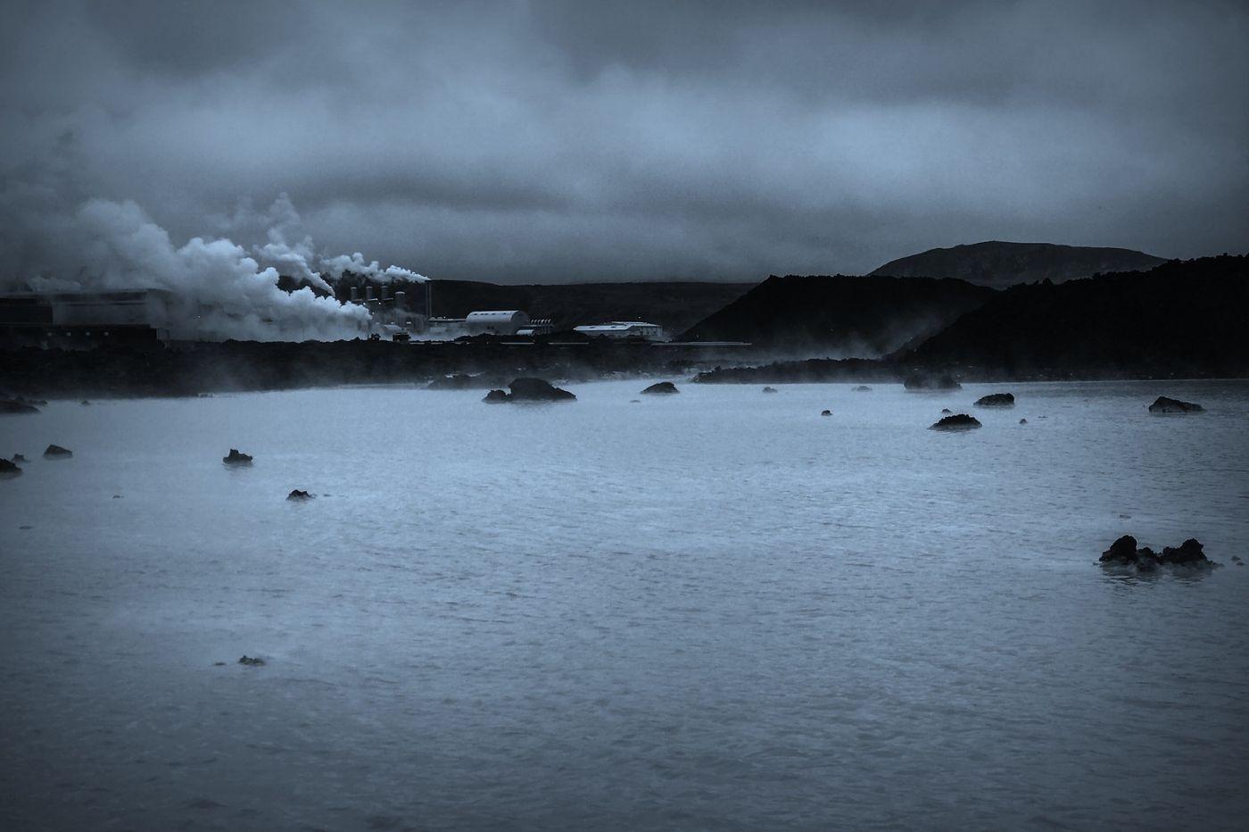冰岛blue lagoon,火山旁的温泉浴_图1-39