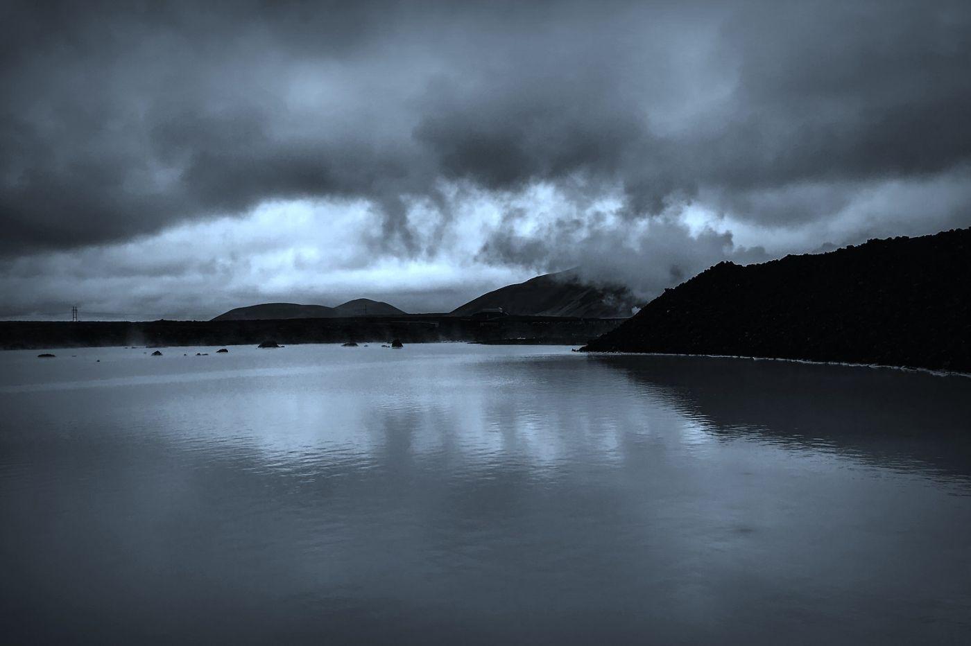 冰岛blue lagoon,火山旁的温泉浴_图1-40