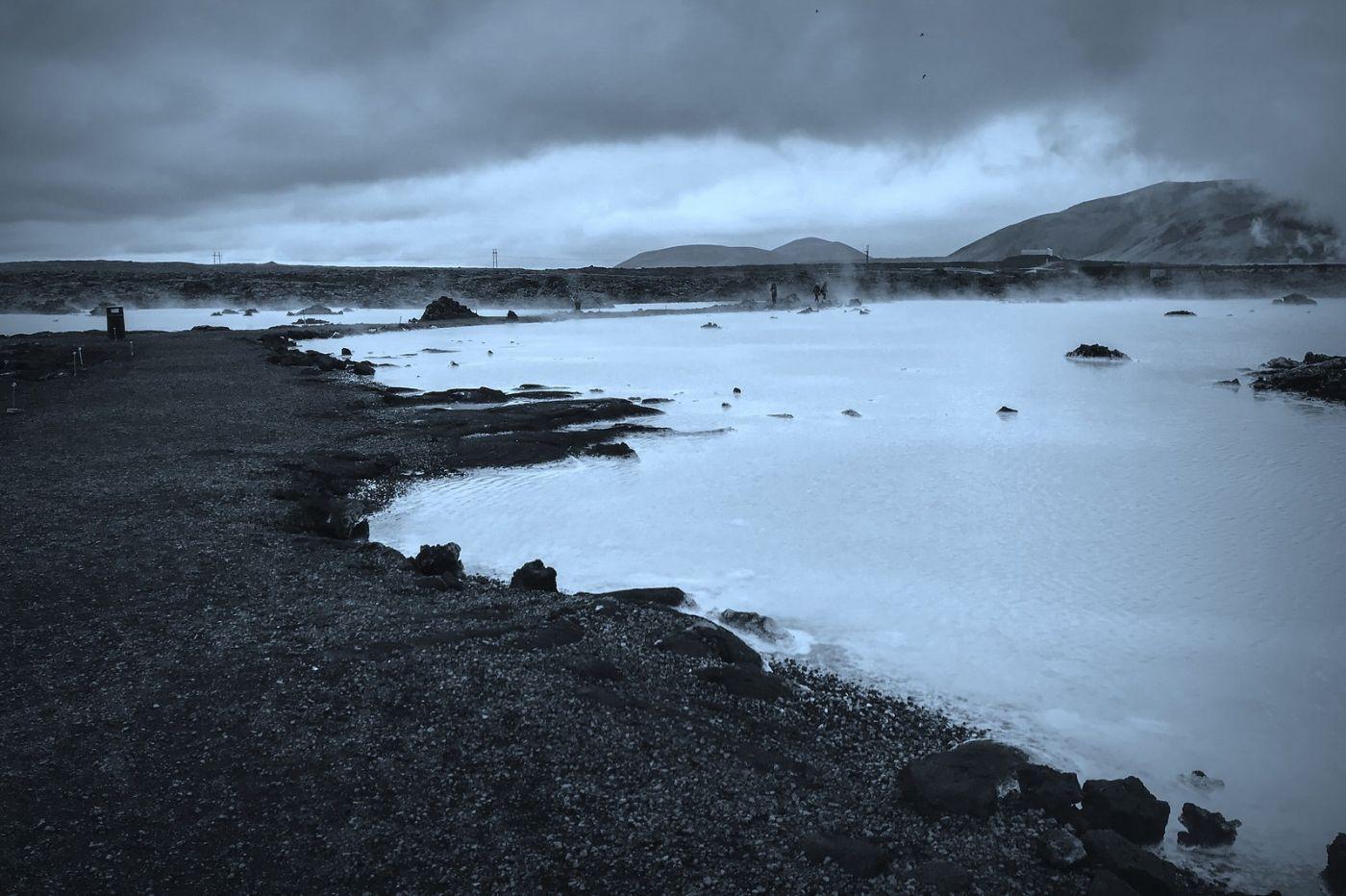 冰岛blue lagoon,火山旁的温泉浴_图1-37