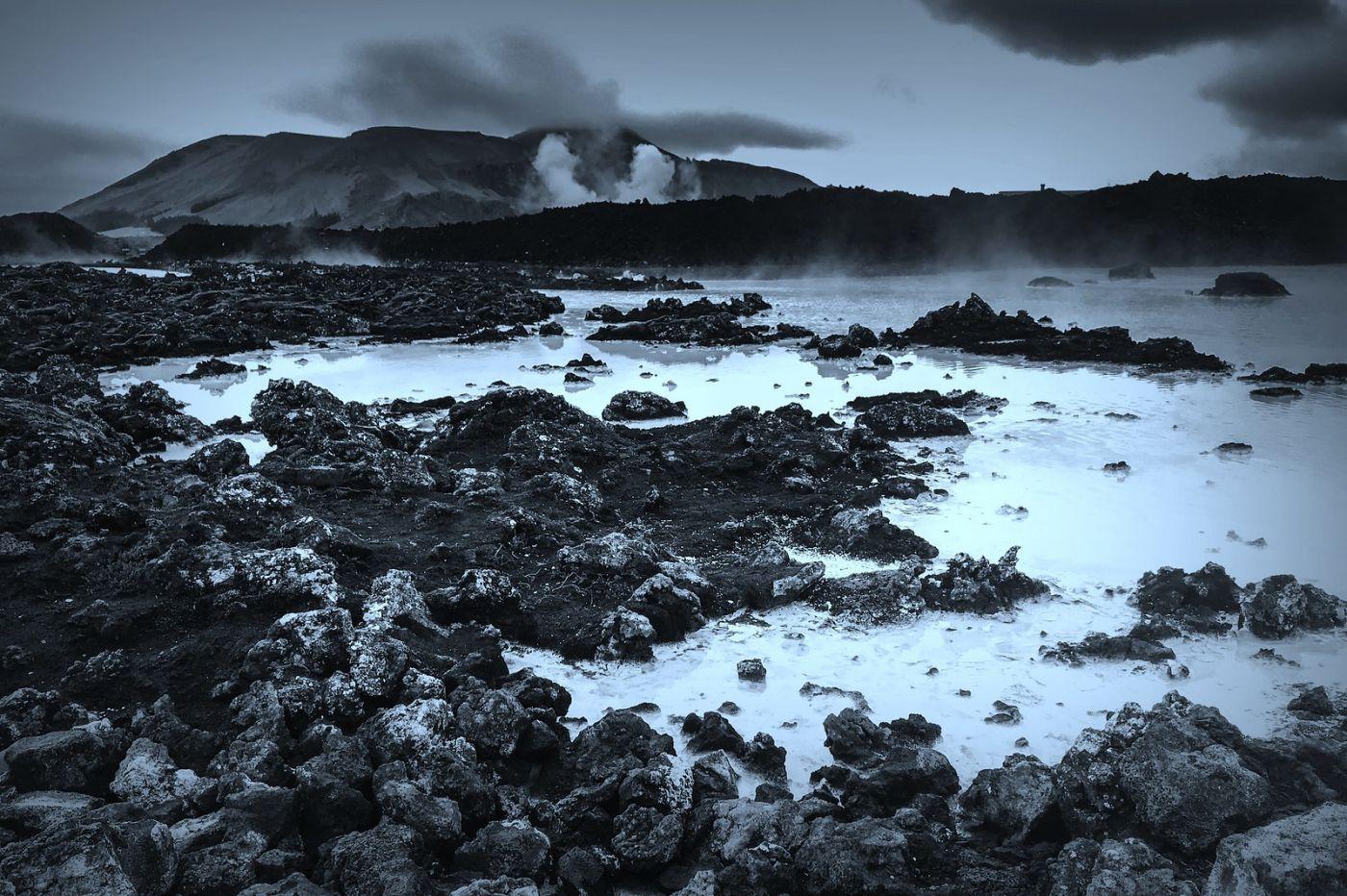 冰岛blue lagoon,火山旁的温泉浴_图1-34