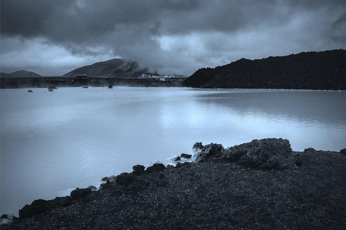 冰岛blue lagoon,火山旁的温泉浴_图1-35