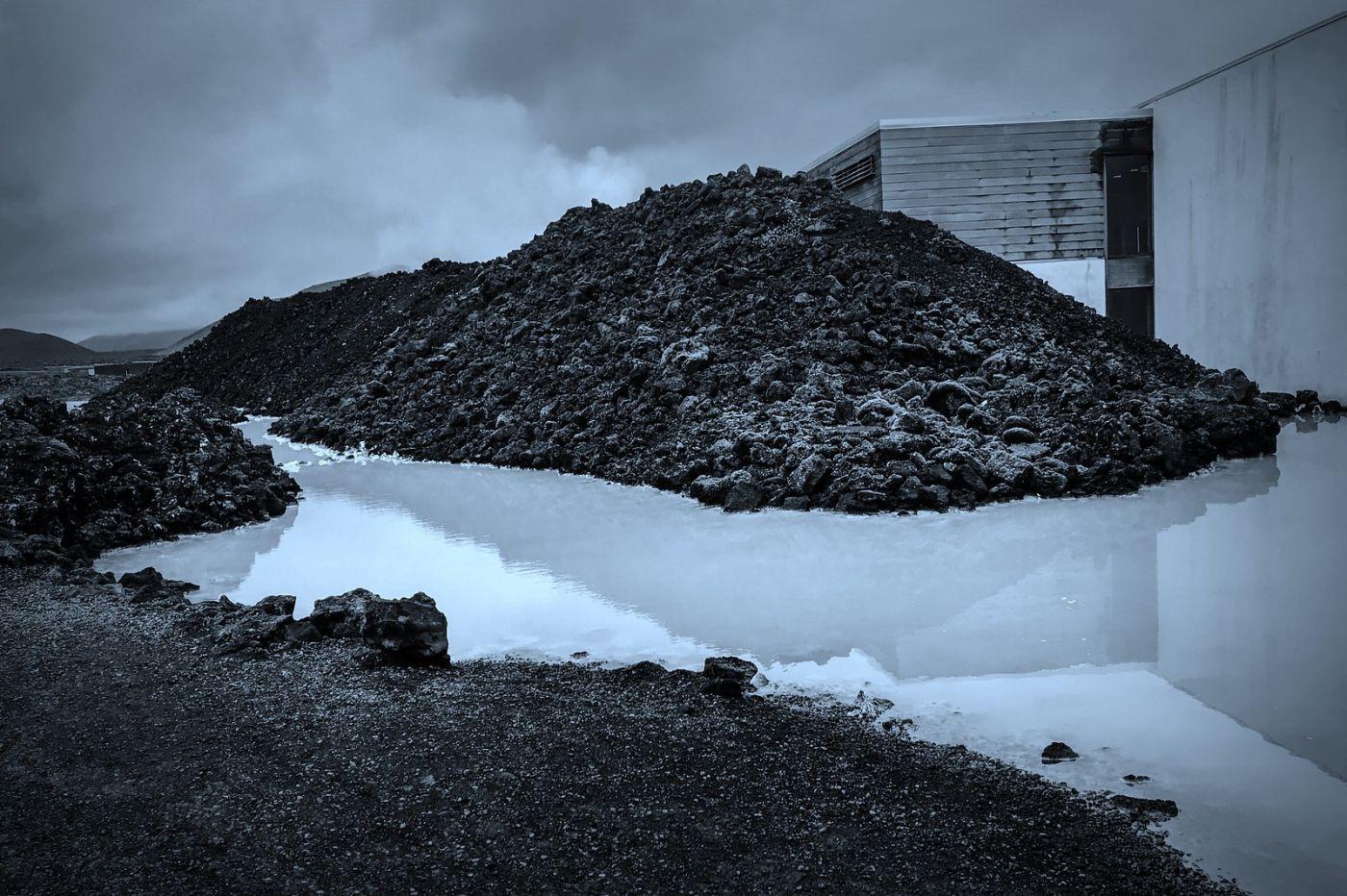 冰岛blue lagoon,火山旁的温泉浴_图1-36