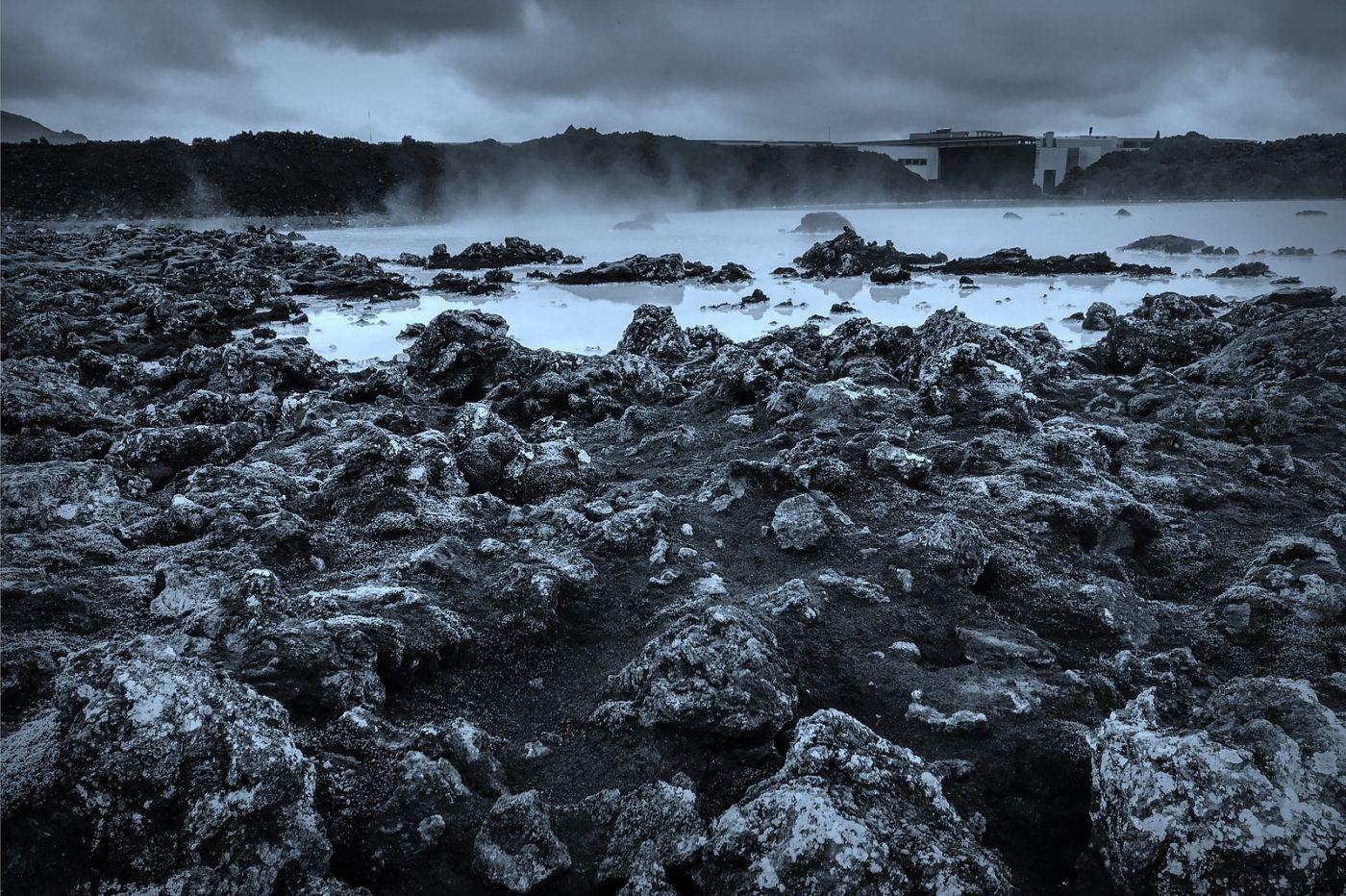 冰岛blue lagoon,火山旁的温泉浴_图1-31