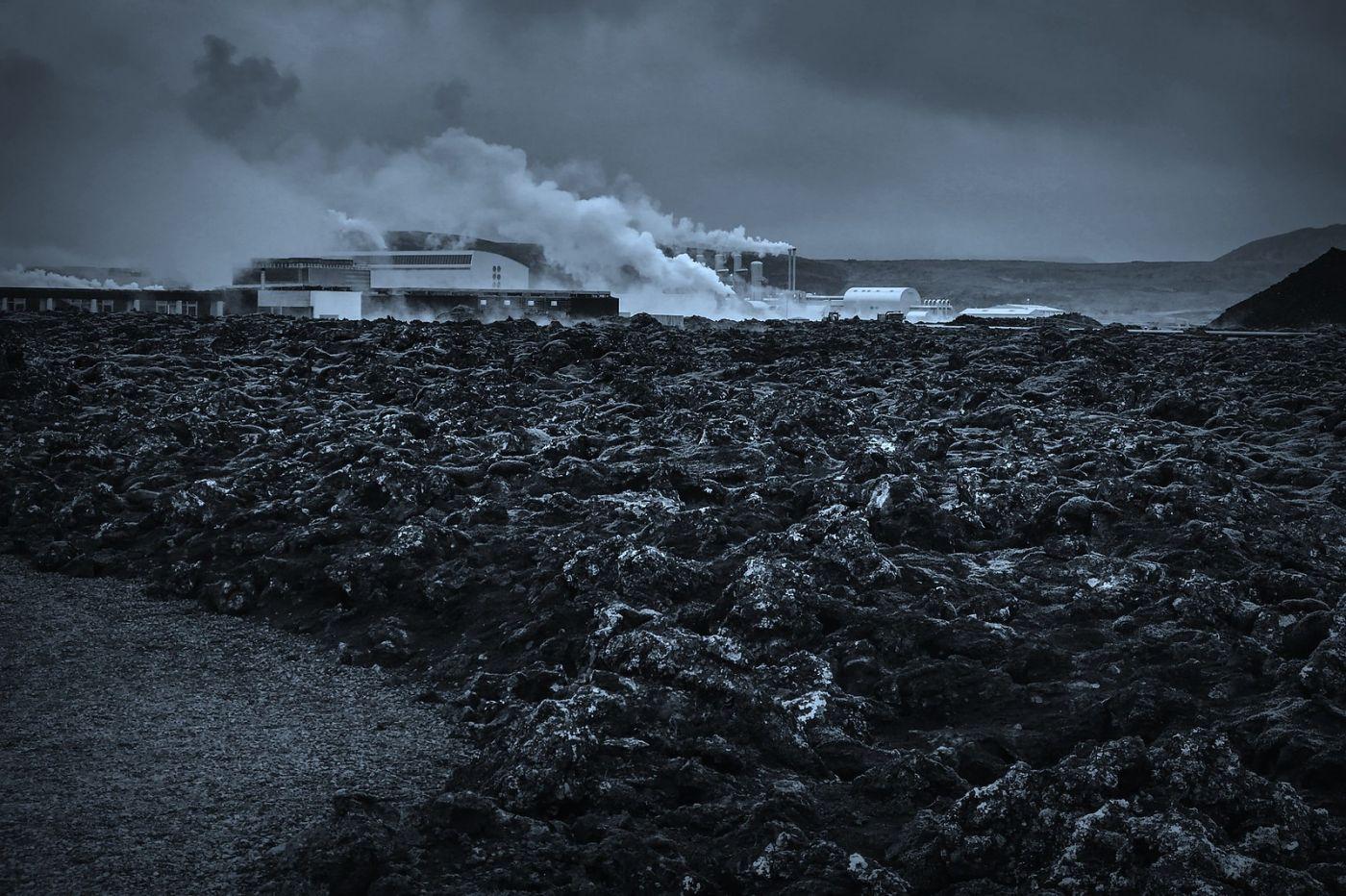 冰岛blue lagoon,火山旁的温泉浴_图1-30