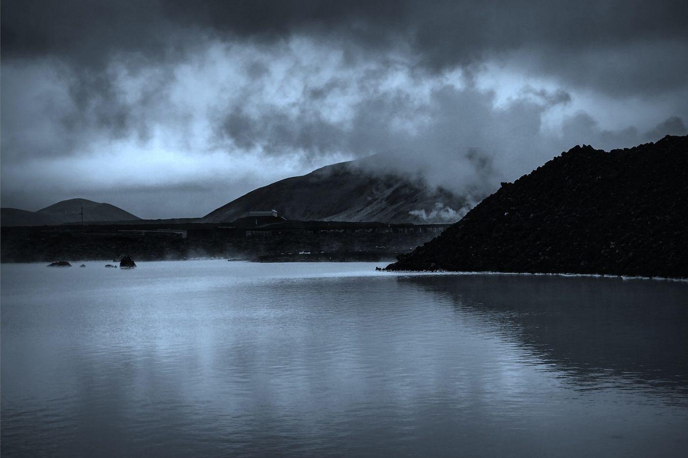 冰岛blue lagoon,火山旁的温泉浴_图1-29