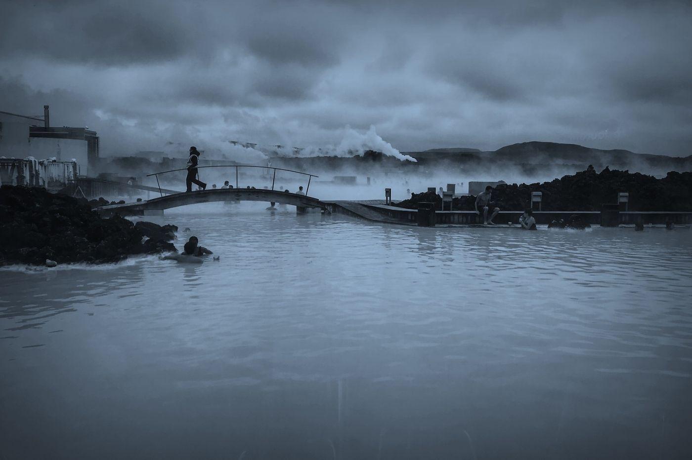 冰岛blue lagoon,火山旁的温泉浴_图1-27