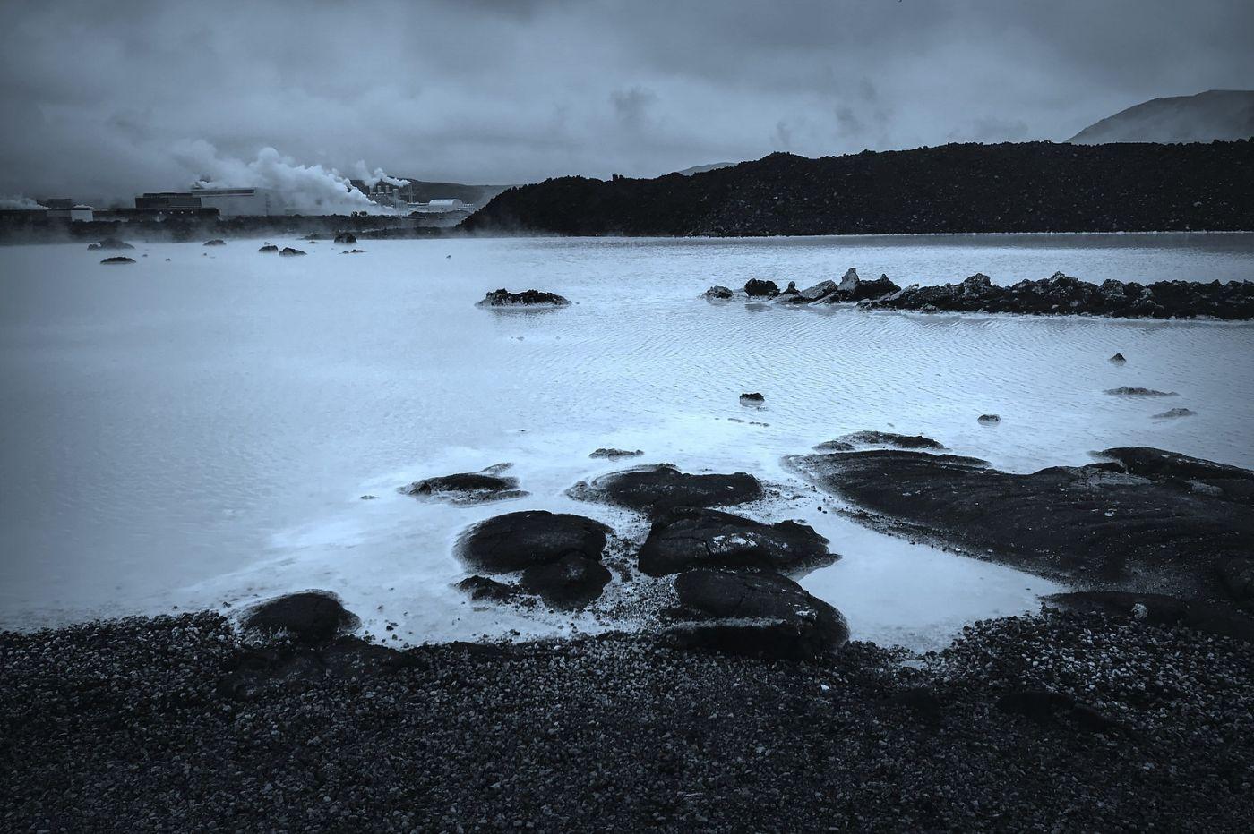 冰岛blue lagoon,火山旁的温泉浴_图1-28