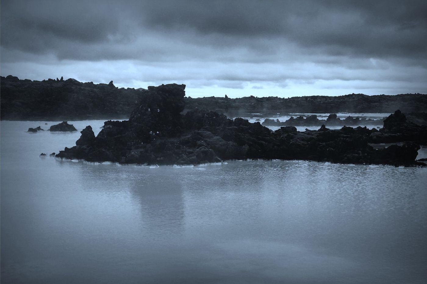 冰岛blue lagoon,火山旁的温泉浴_图1-23