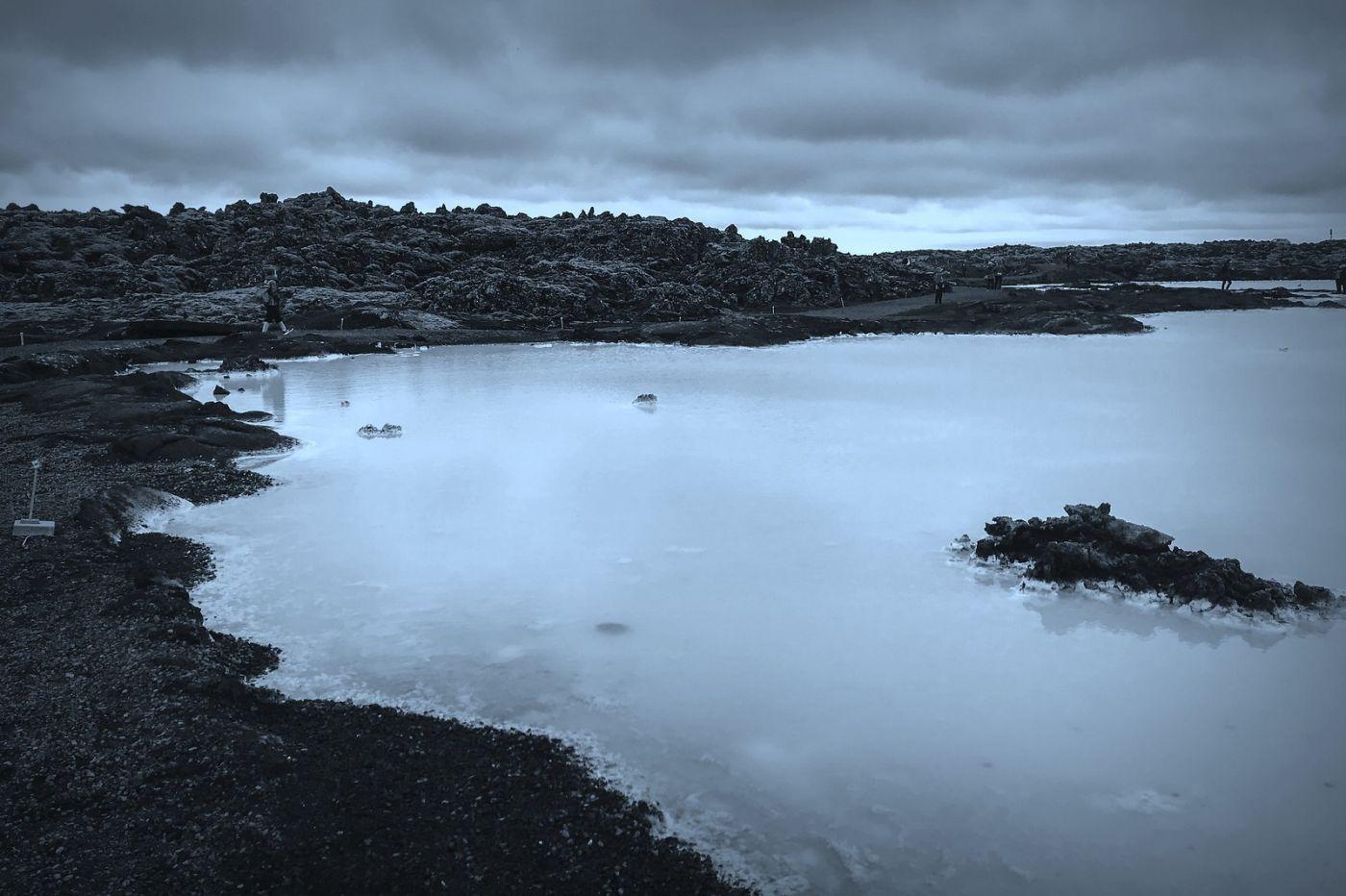 冰岛blue lagoon,火山旁的温泉浴_图1-22