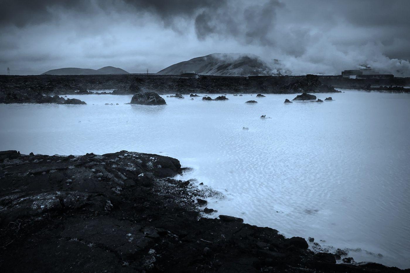 冰岛blue lagoon,火山旁的温泉浴_图1-20