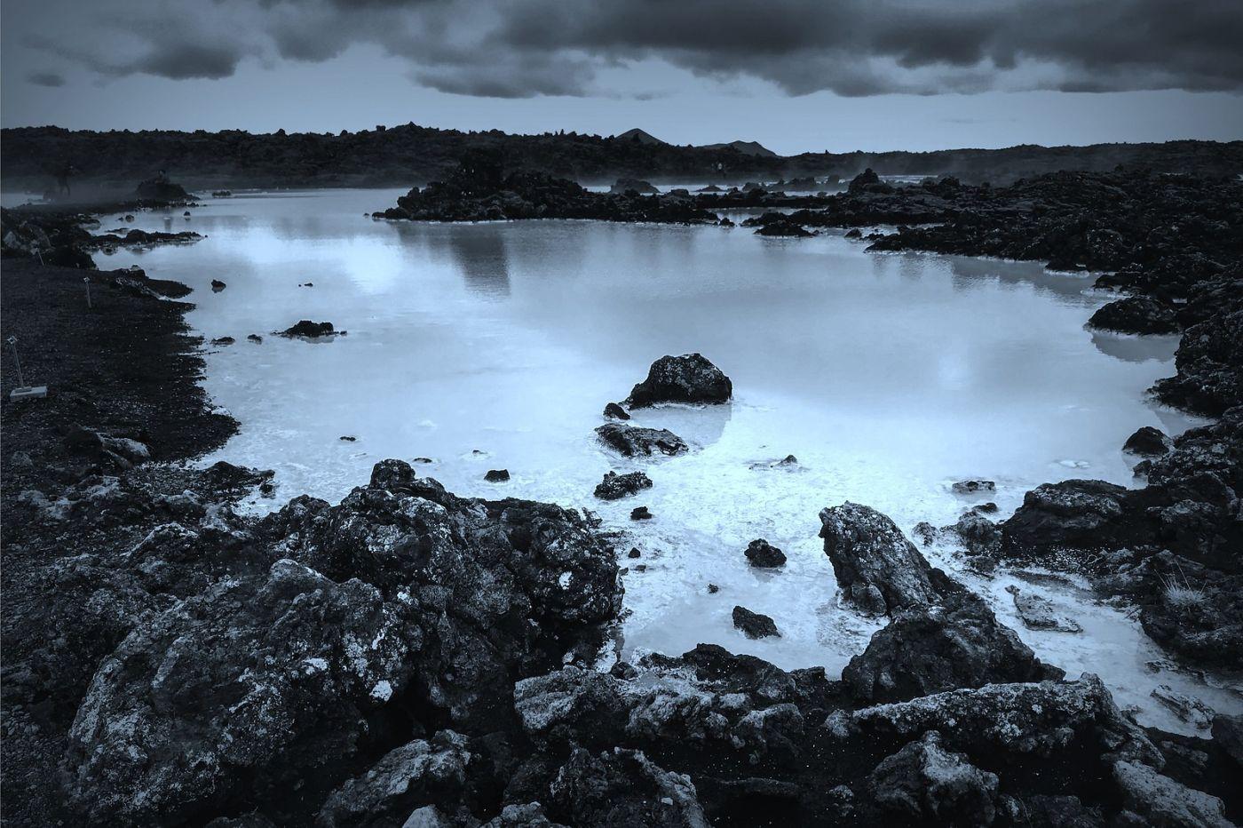 冰岛blue lagoon,火山旁的温泉浴_图1-21
