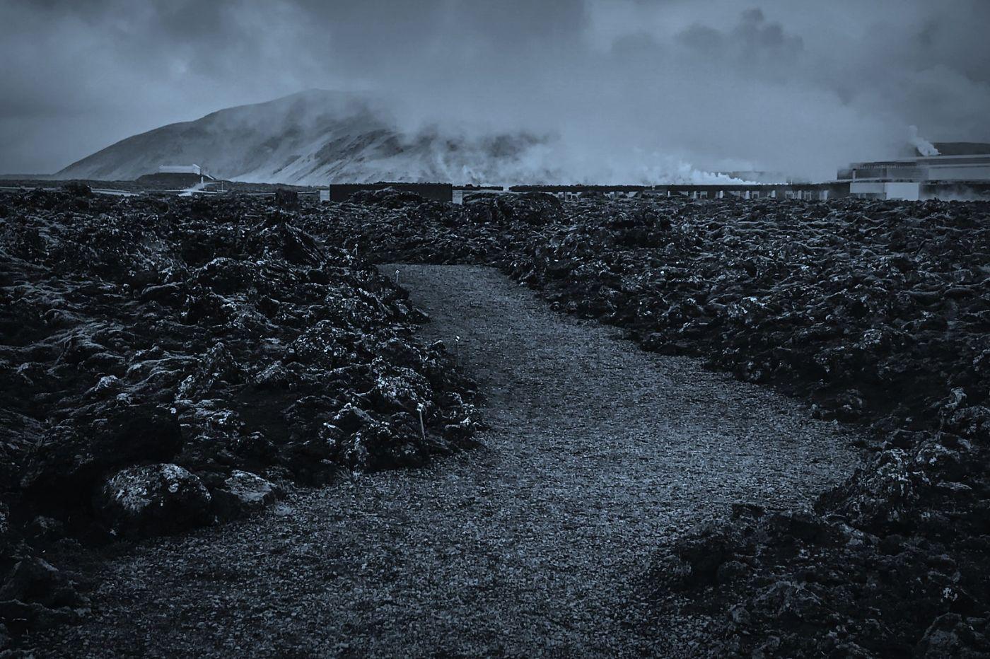 冰岛blue lagoon,火山旁的温泉浴_图1-18
