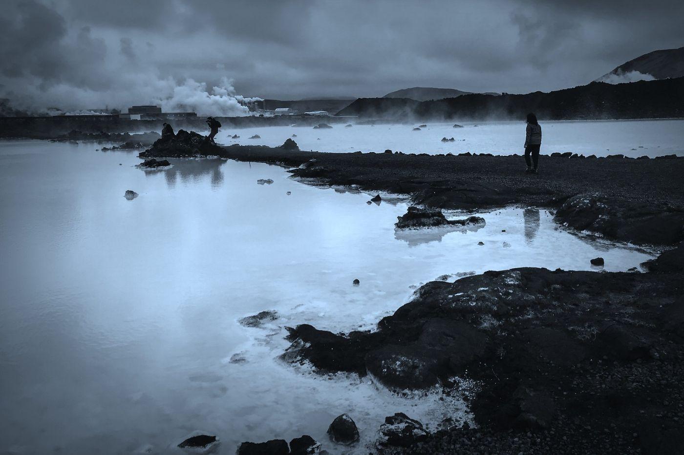 冰岛blue lagoon,火山旁的温泉浴_图1-2