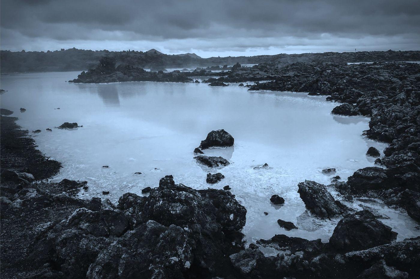 冰岛blue lagoon,火山旁的温泉浴_图1-1