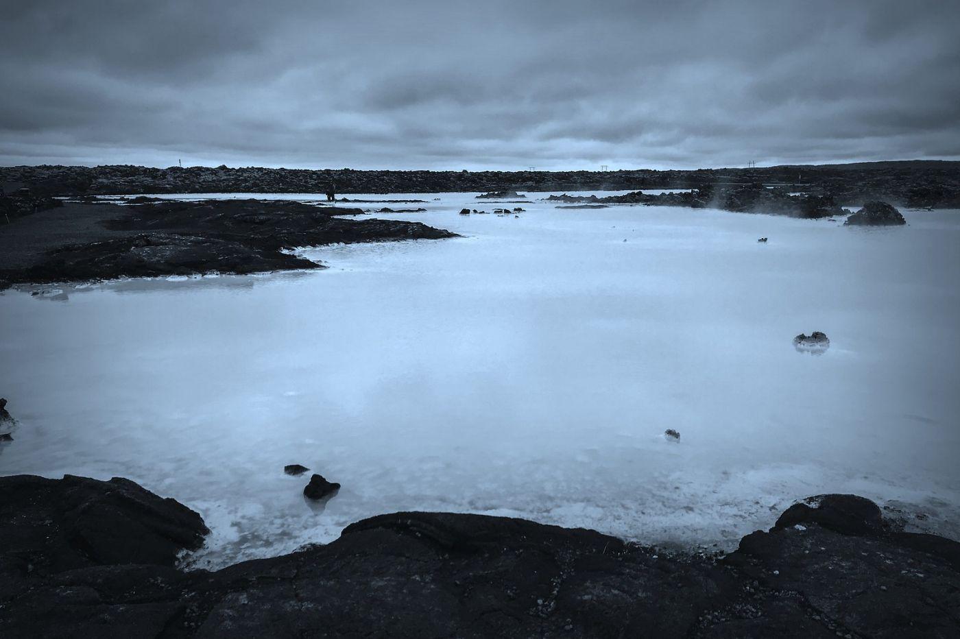 冰岛blue lagoon,火山旁的温泉浴_图1-6