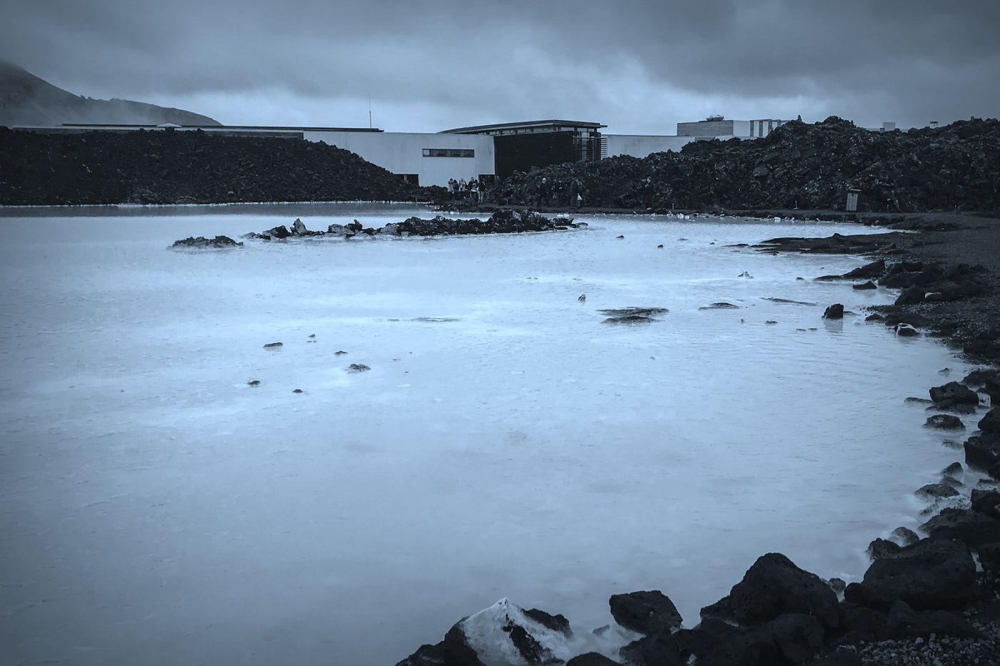 冰岛blue lagoon,火山旁的温泉浴_图1-7
