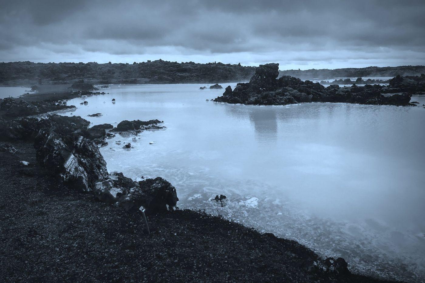 冰岛blue lagoon,火山旁的温泉浴_图1-8