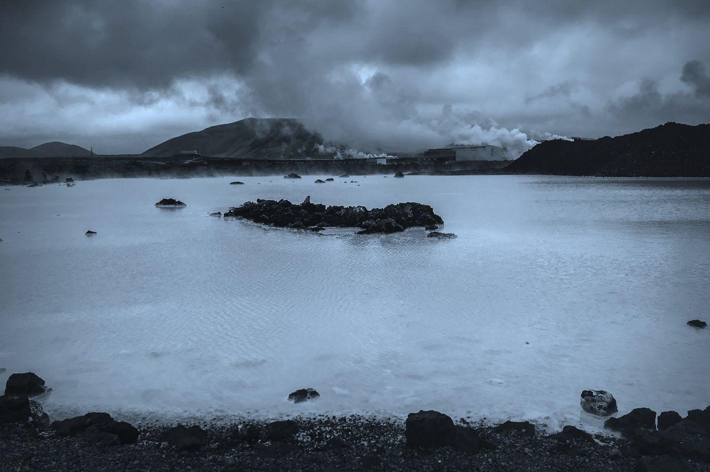 冰岛blue lagoon,火山旁的温泉浴_图1-12