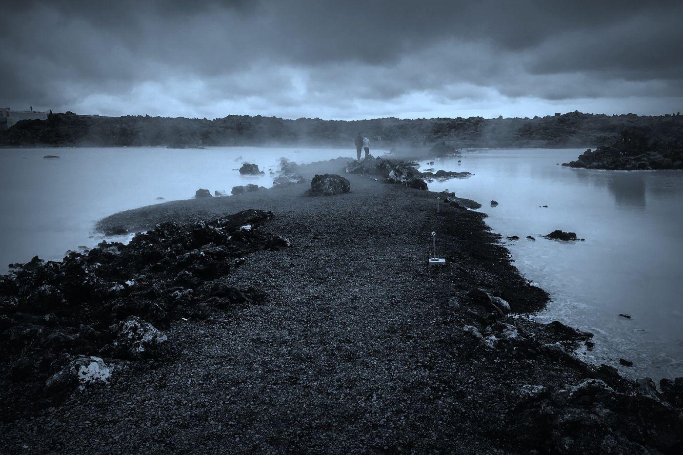 冰岛blue lagoon,火山旁的温泉浴_图1-11