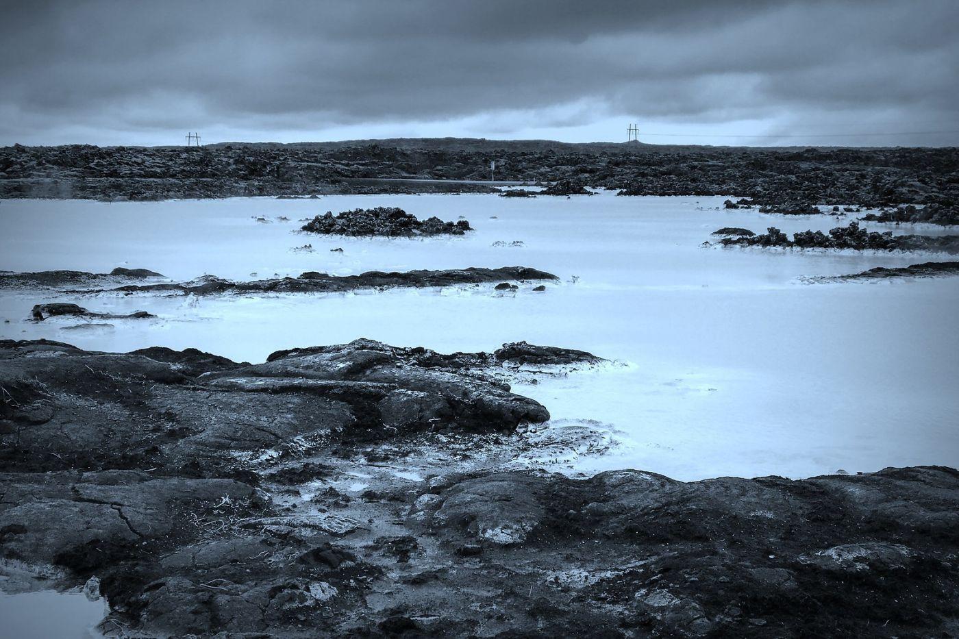冰岛blue lagoon,火山旁的温泉浴_图1-10