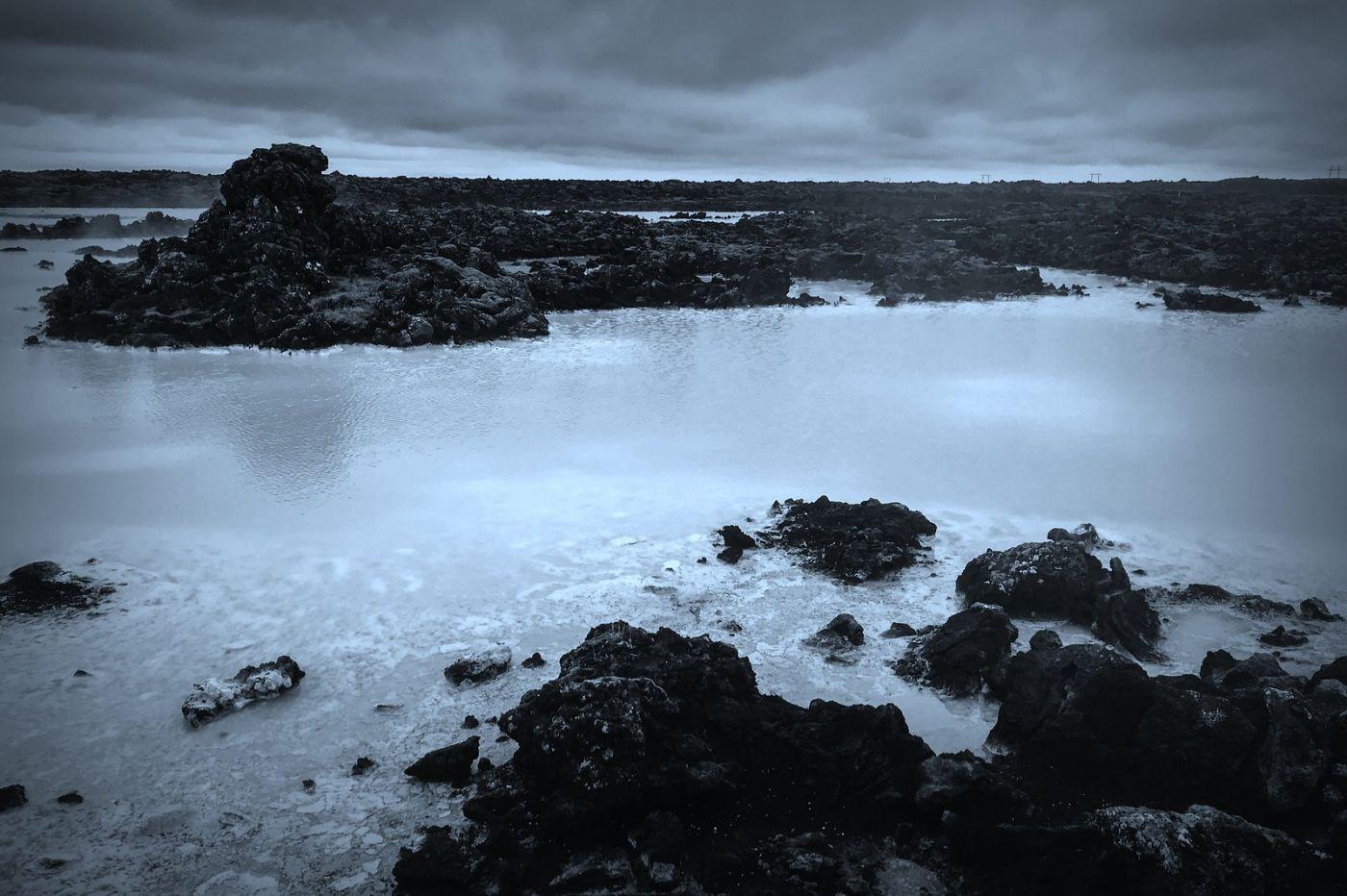 冰岛blue lagoon,火山旁的温泉浴_图1-9