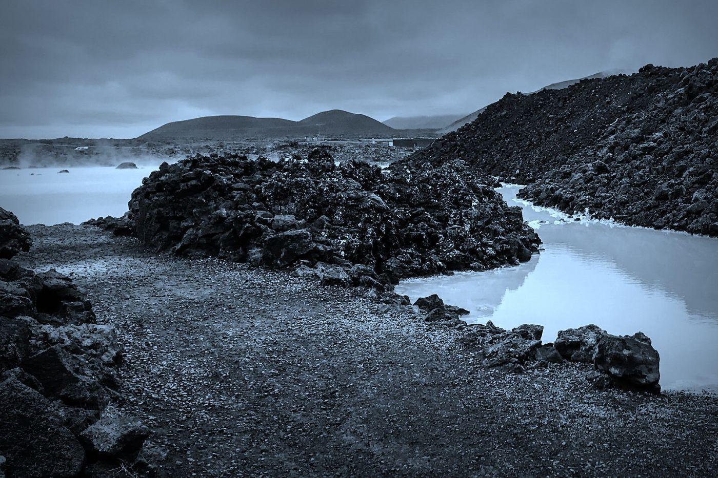 冰岛blue lagoon,火山旁的温泉浴_图1-16