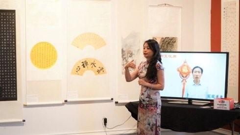 高娓娓:美中文化周盛典在纽约隆重举行_图1-3