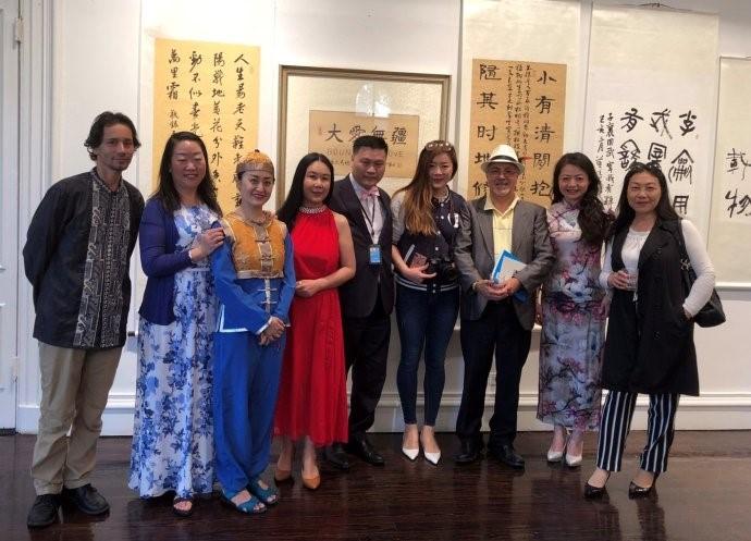 高娓娓:美中文化周盛典在纽约隆重举行_图1-9