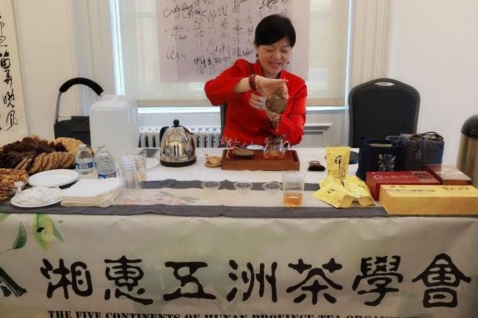 高娓娓:美中文化周盛典在纽约隆重举行_图1-11