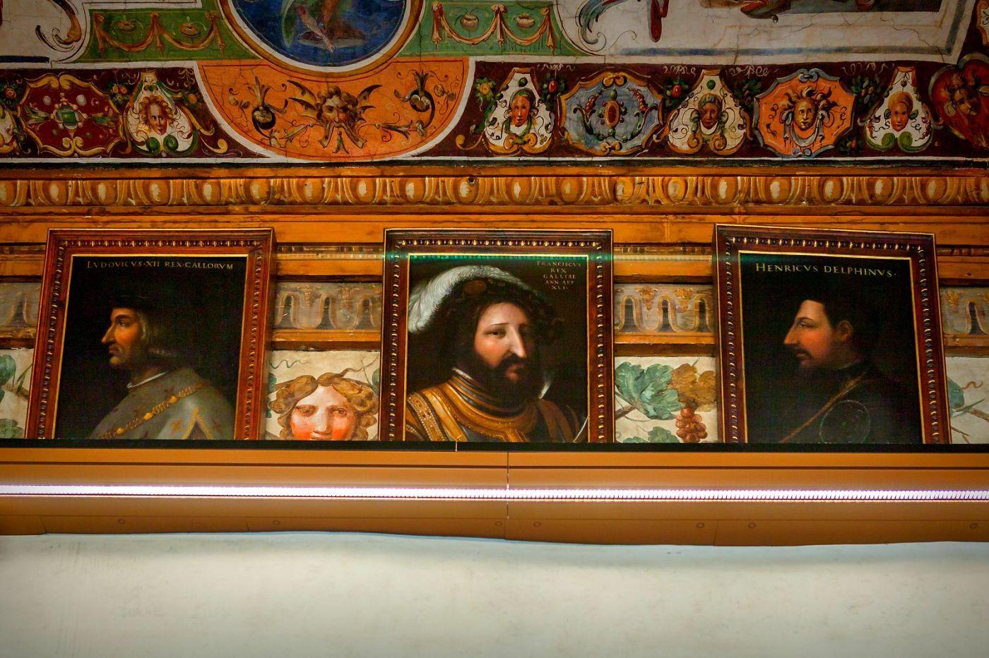 意大利佛罗伦斯乌菲兹美术馆, 目睹藏品_图1-40