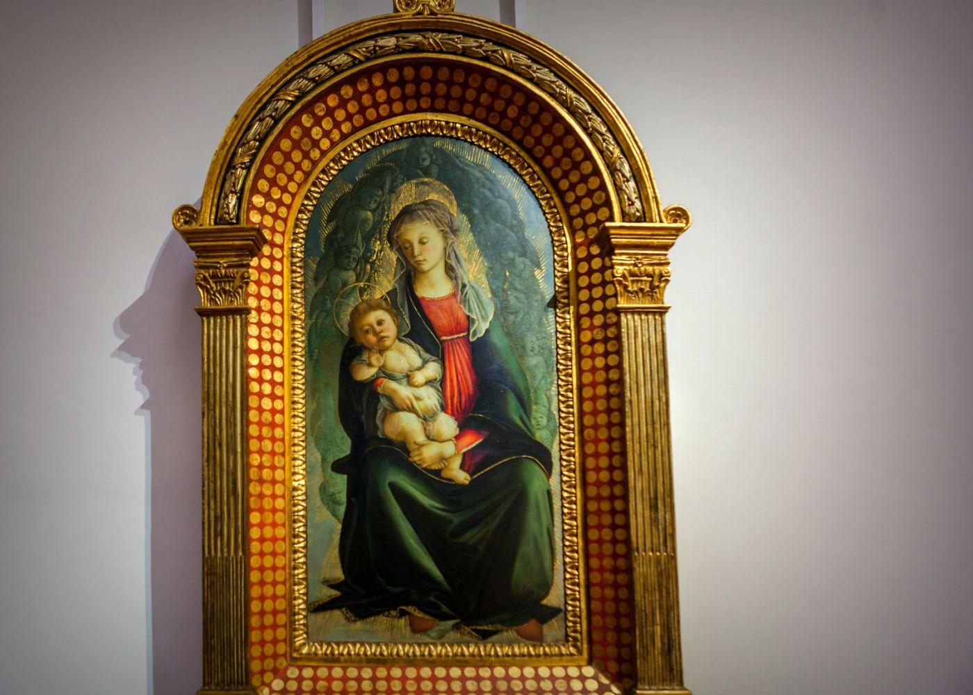 意大利佛罗伦斯乌菲兹美术馆, 目睹藏品_图1-35
