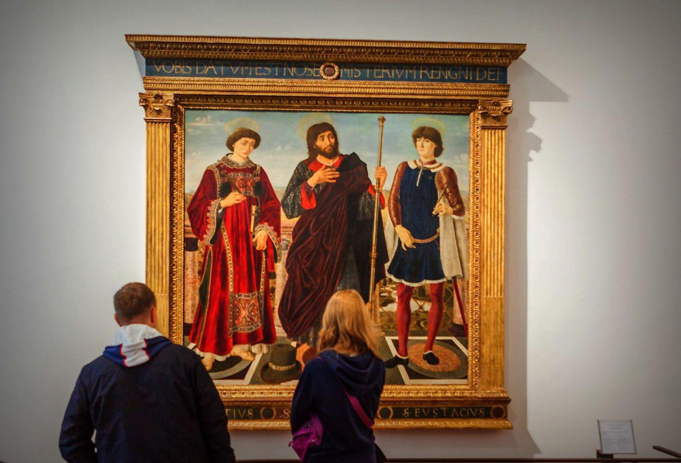 意大利佛罗伦斯乌菲兹美术馆, 目睹藏品_图1-33