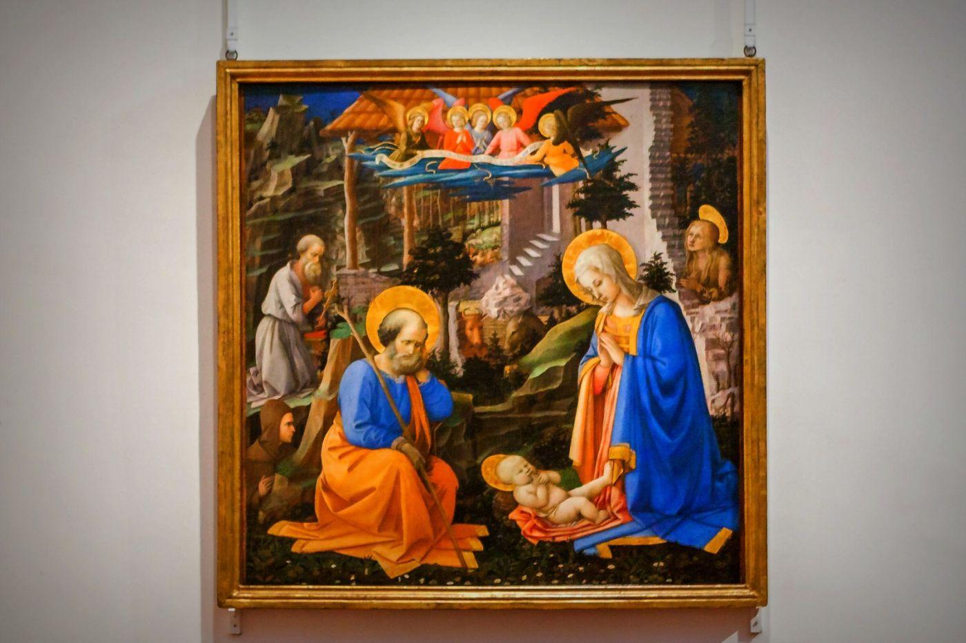 意大利佛罗伦斯乌菲兹美术馆, 目睹藏品_图1-30