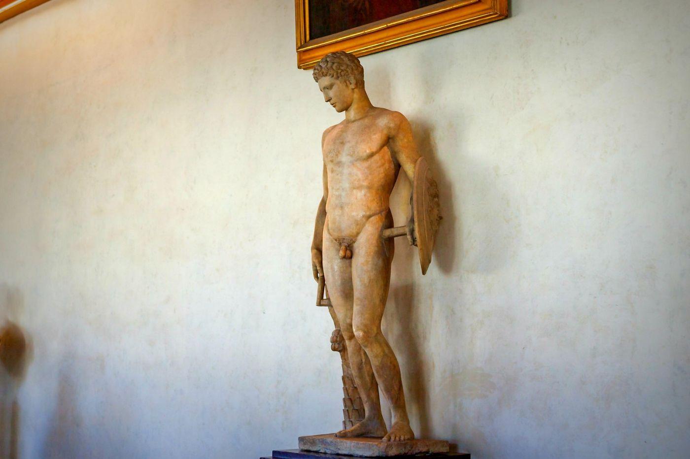 意大利佛罗伦斯乌菲兹美术馆, 目睹藏品_图1-31