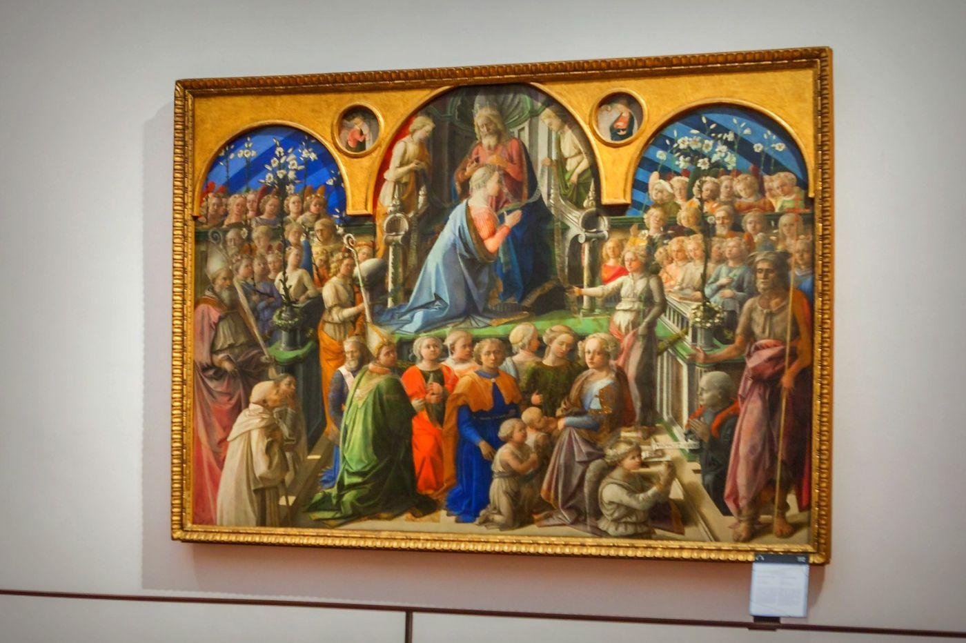 意大利佛罗伦斯乌菲兹美术馆, 目睹藏品_图1-28