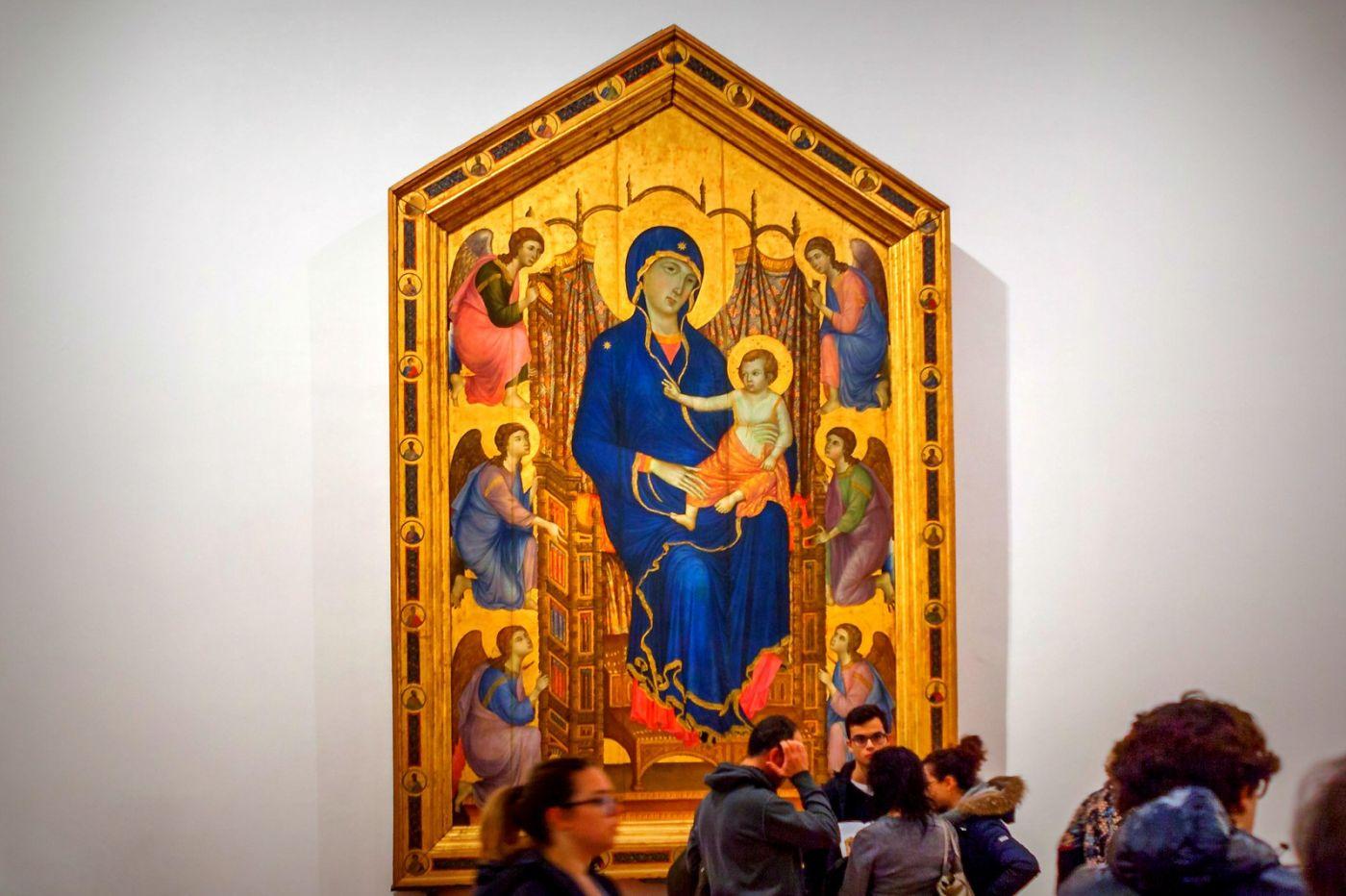 意大利佛罗伦斯乌菲兹美术馆, 目睹藏品_图1-21