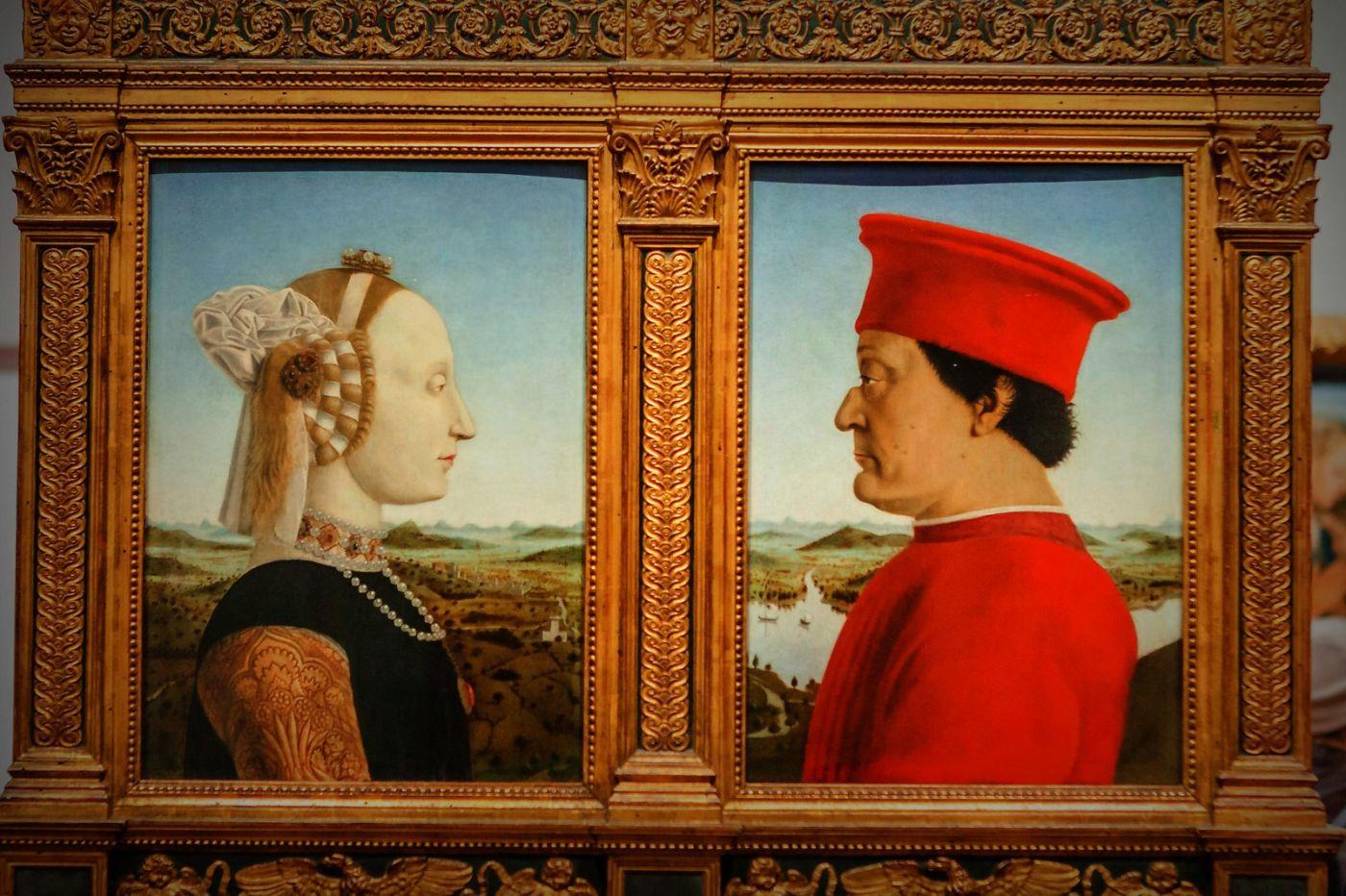 意大利佛罗伦斯乌菲兹美术馆, 目睹藏品_图1-26