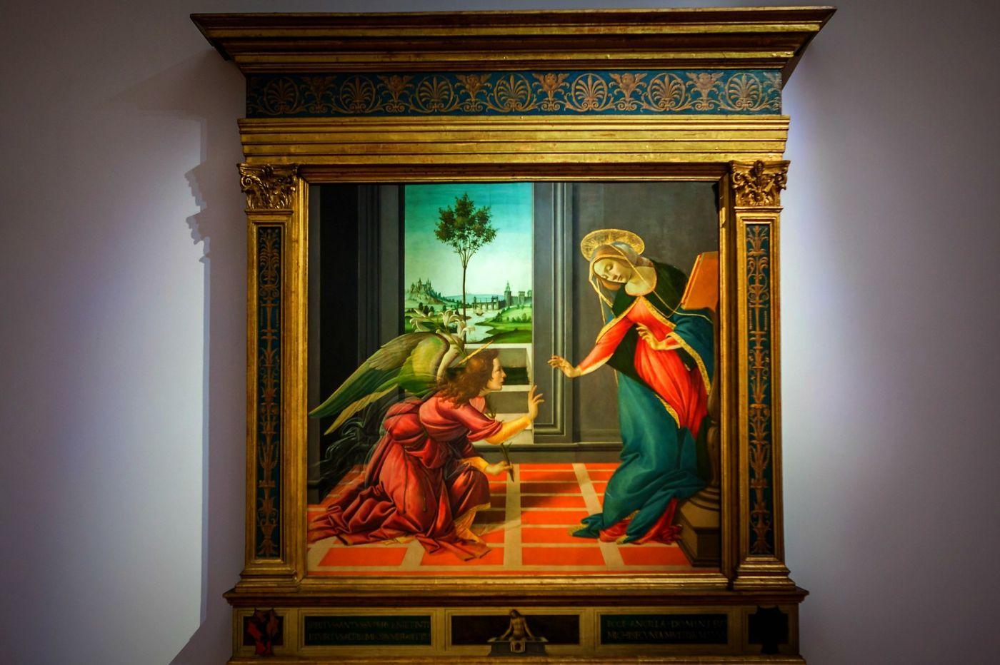 意大利佛罗伦斯乌菲兹美术馆, 目睹藏品_图1-22