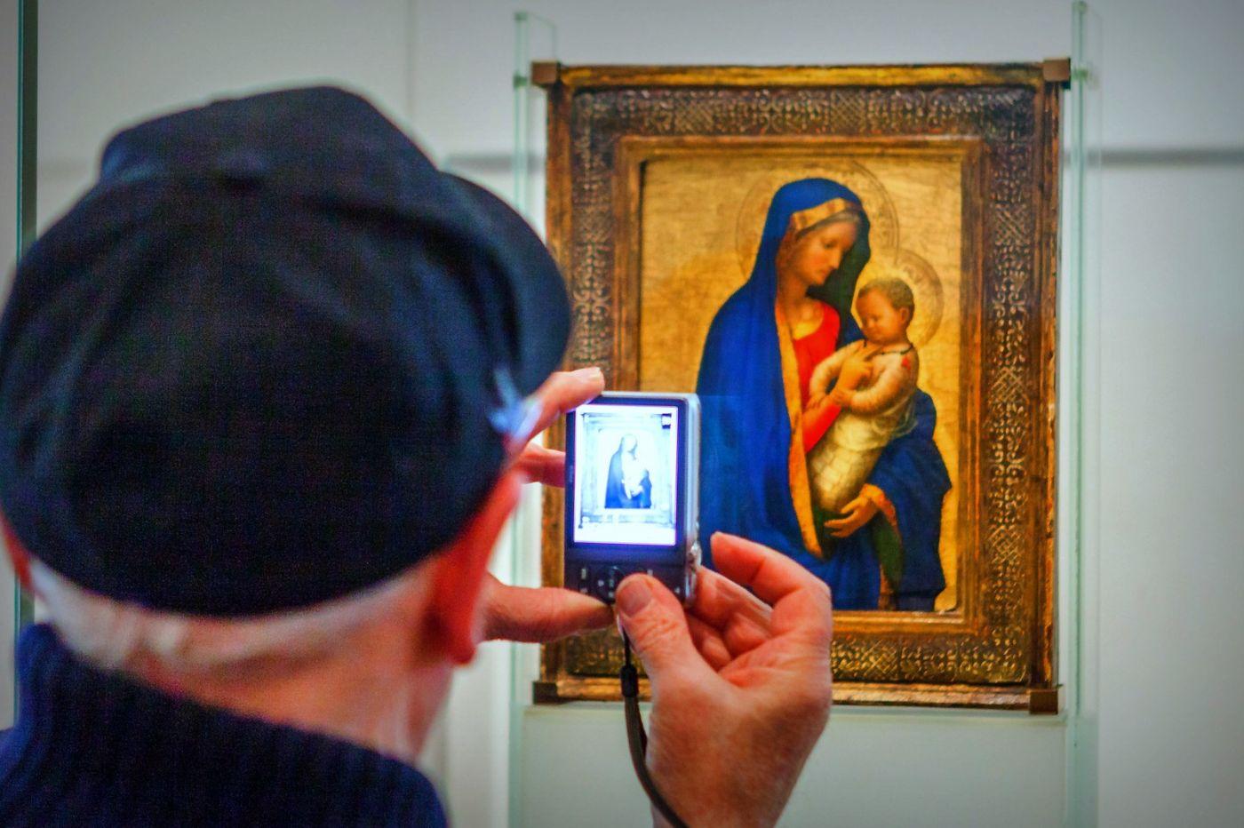 意大利佛罗伦斯乌菲兹美术馆, 目睹藏品_图1-18