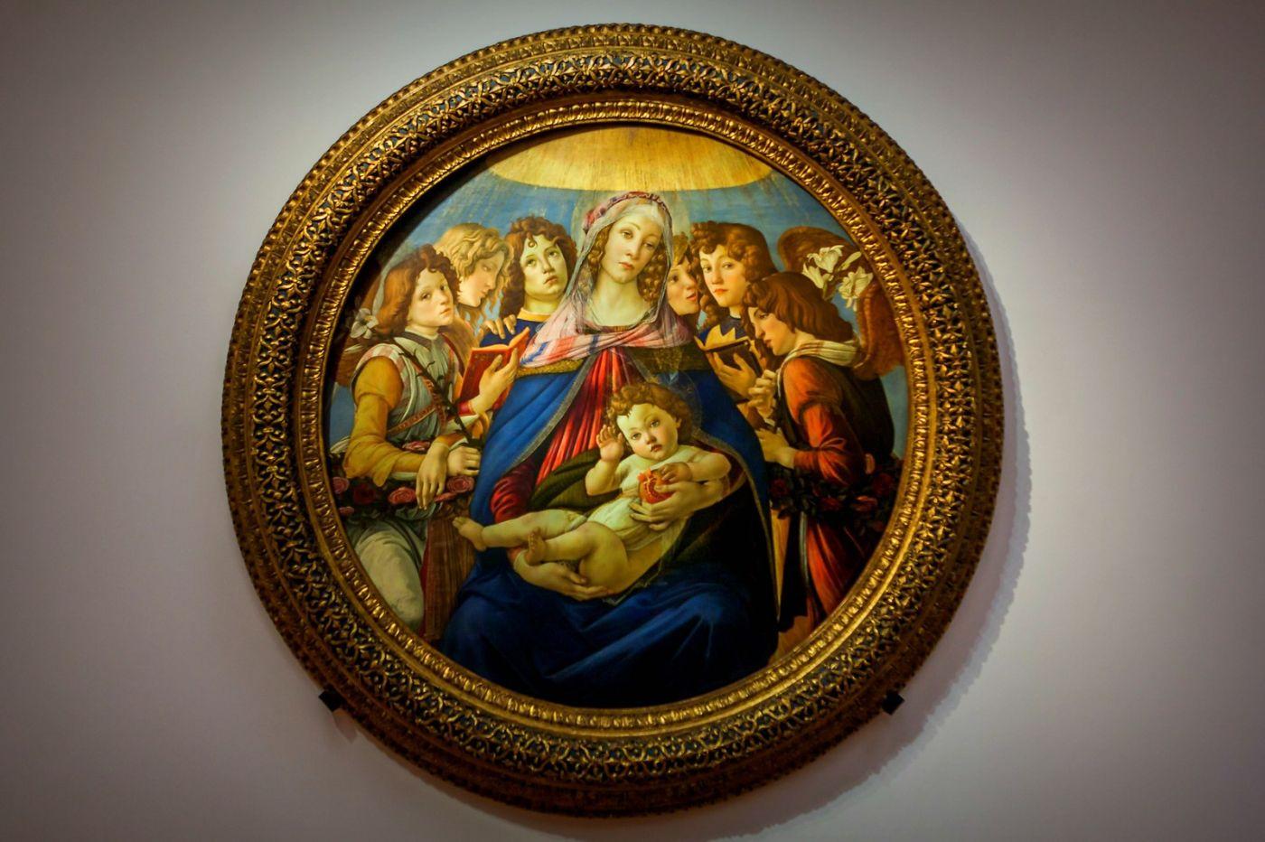 意大利佛罗伦斯乌菲兹美术馆, 目睹藏品_图1-17