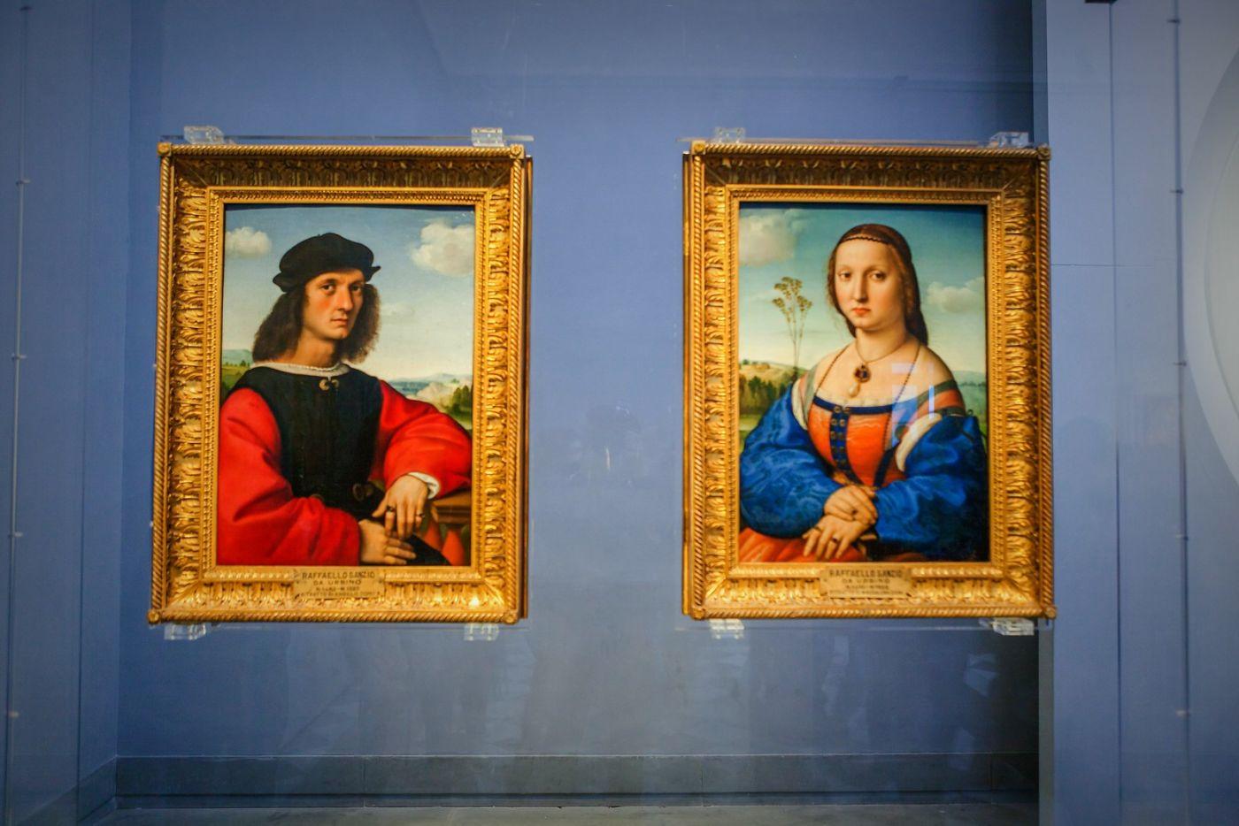 意大利佛罗伦斯乌菲兹美术馆, 目睹藏品_图1-16
