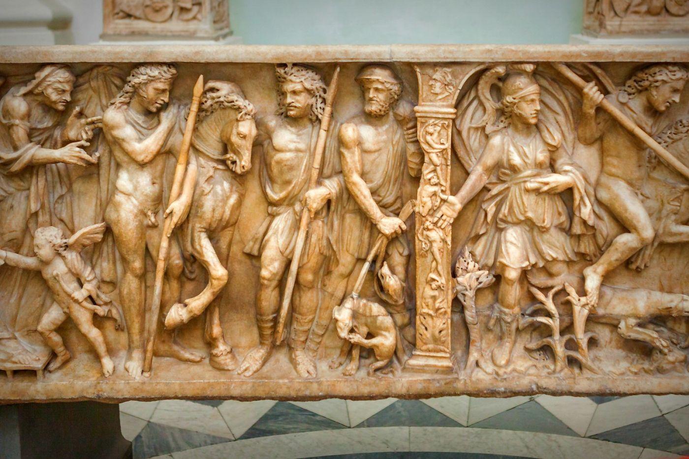 意大利佛罗伦斯乌菲兹美术馆, 目睹藏品_图1-10