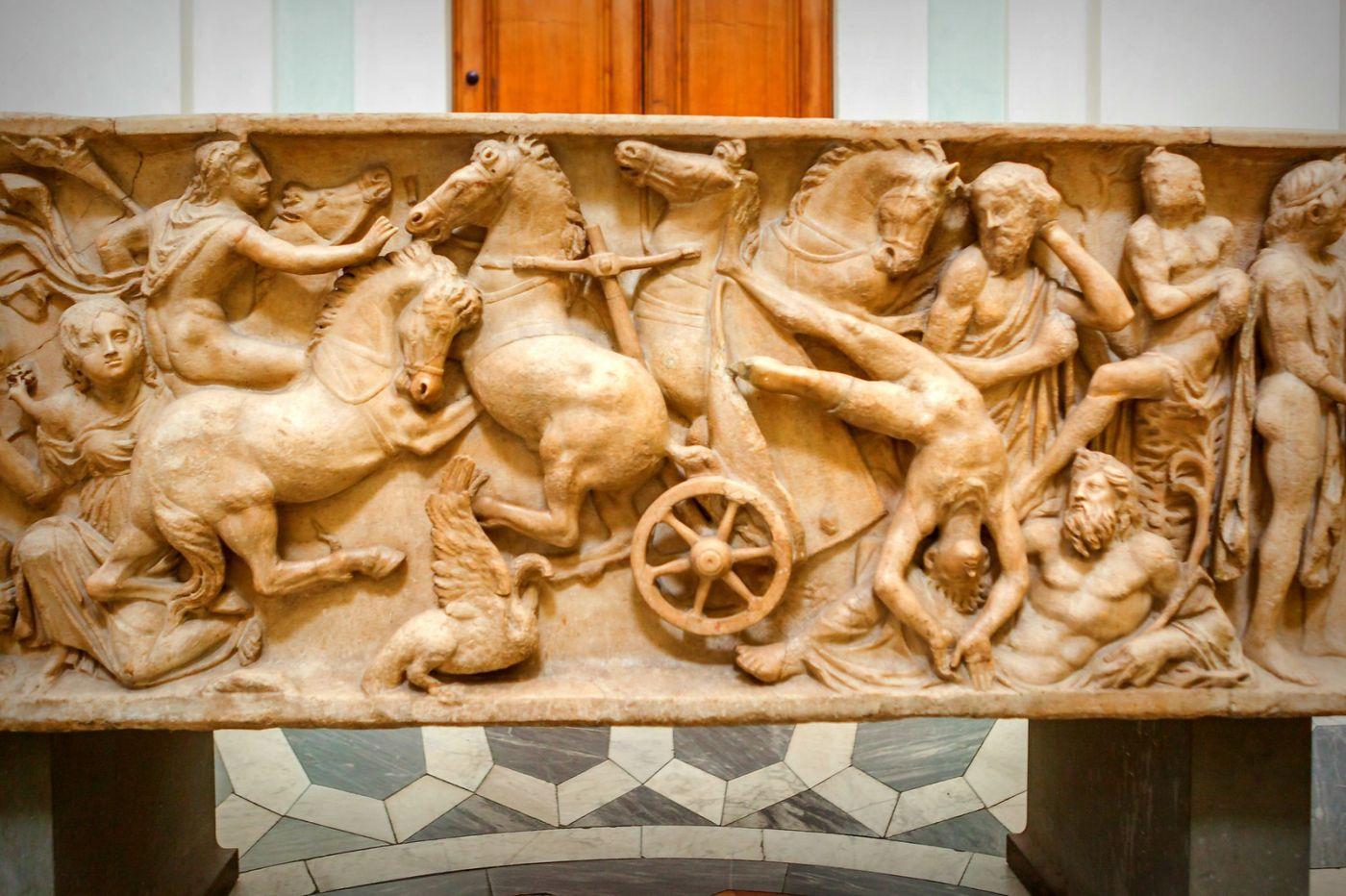 意大利佛罗伦斯乌菲兹美术馆, 目睹藏品_图1-2
