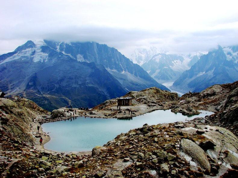 隐藏在令人惊叹的高山全景中----夏蒙尼湖_图1-5