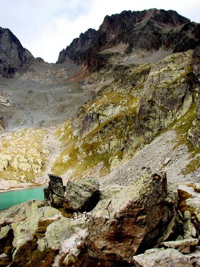 隐藏在令人惊叹的高山全景中----夏蒙尼湖_图1-7