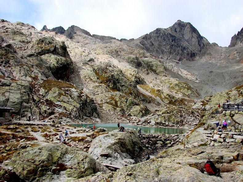 隐藏在令人惊叹的高山全景中----夏蒙尼湖_图1-9